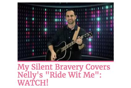"My Silent Bravery Video Premiere of Nelly ""Ride Wit Me"""