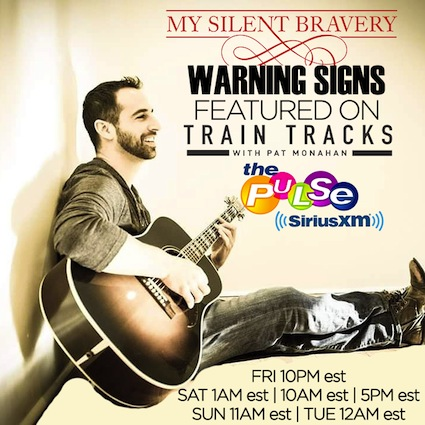 My Silent Bravery SiriusXM The Pulse Debut