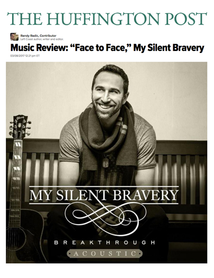 My Silent Bravery Huffington Post